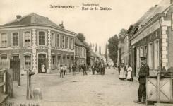 Stationsstraat Scheldewindeke